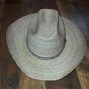 78e11d85b Atwood Cowboy Hereford Low Crown Hat Size 6 1/2